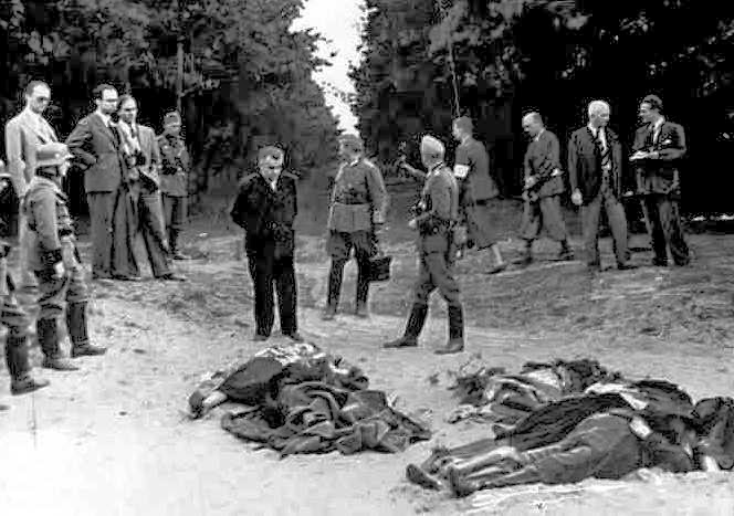the atrocities committed against the jews in germany during the holocaust Start studying war crimes and the holocaust learn vocabulary, terms, and more with flashcards, games, and other study tools  most of the people killed by nazi germany during the holocaust were jews  hitler took action against jews in germany by.