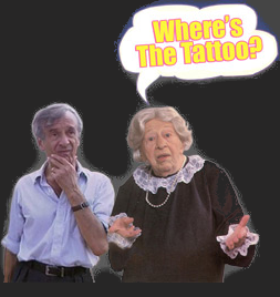 Click here to go to Elie Wiesel Cons the World