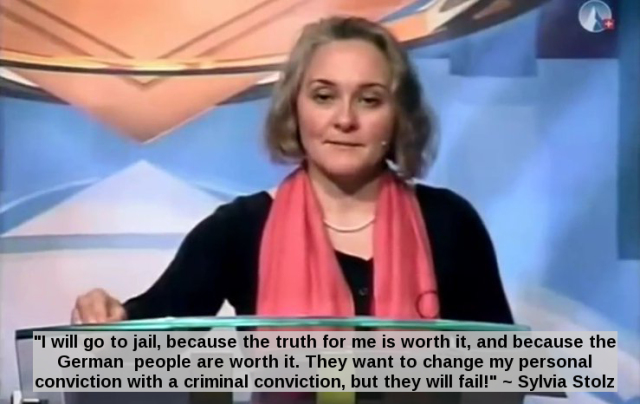 The illogic of holocaust denial trials in Germany | Carolyn Yeager