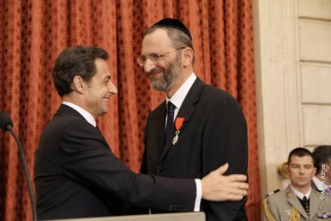 rabbi gilles bernheim essay gay marriage