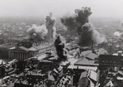 Munich Opera House Bombed Carolyn Yeager