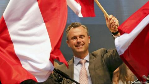 We're on the move! Austrian Freedom Party presidential ...